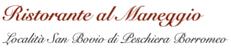 Ristorante al Maneggio | Peschiera Borromeo, Località San Bovio Logo